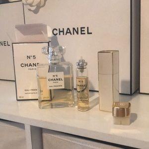 EAU Premiere Chanel 5